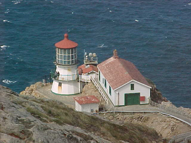 National Lighthouse Day, Point Reyes Lighthouse