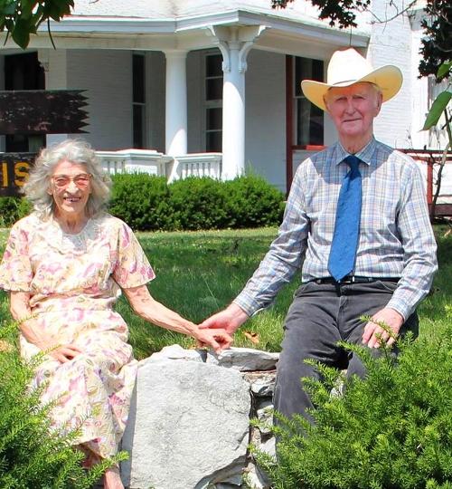 MSE, Ottumwa Iowa, Grace and Raymond Lyon