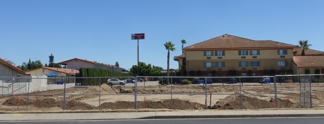Manteca Chick-fil-A, Construction, Manteca, Chicken