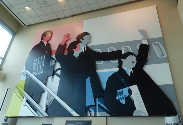 SFO, Kota Esawa, Beatles, JFK