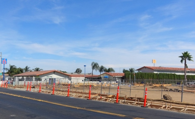 Manteca Chick-fil-A, Construction, Manteca, Coming soon