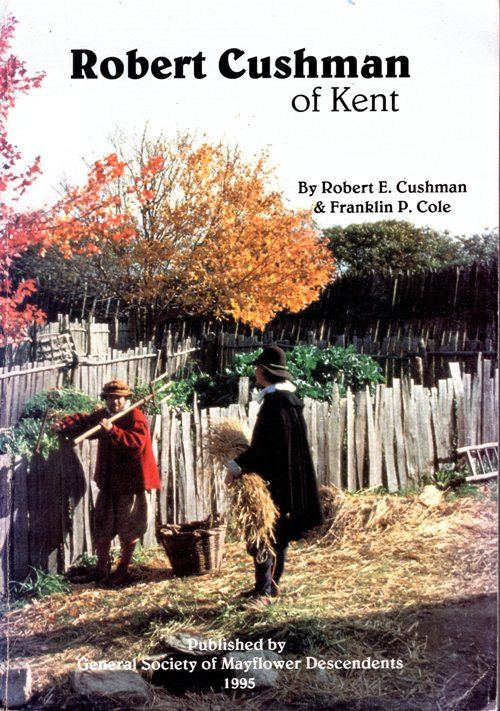 Robert Cushman, Plymouth Colony, Pilgrims, Colonial History