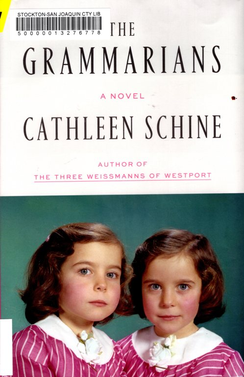 Cathleen Schine, The Grammarians, books, reading