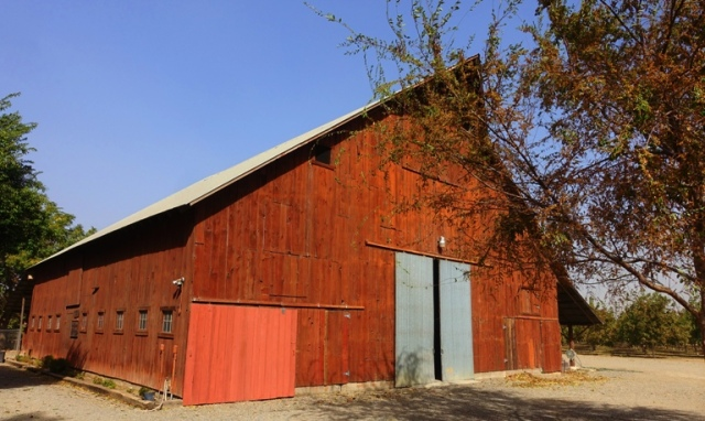 California Barn, Old Barn, Red Barn, Farm Country