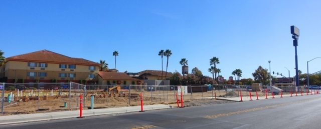 Manteca, Chick-fil-A, Construction update