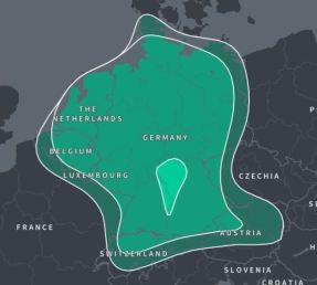 Germanic Europe DNA, Ancestry DNA Regions