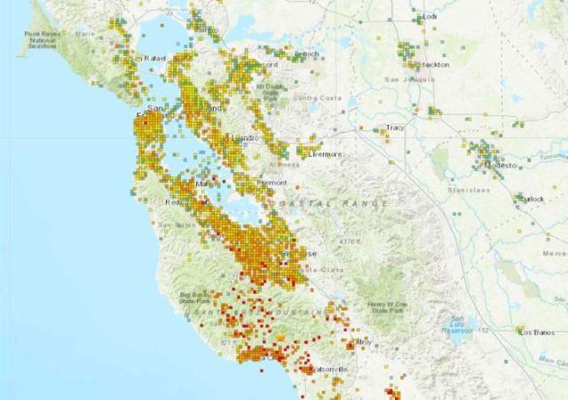 earthquakes, Loma Prieta earthquake