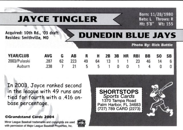 Jayce Tingler, Auburn, Bakersfield, San Diego Padres, Baseball, General Manager