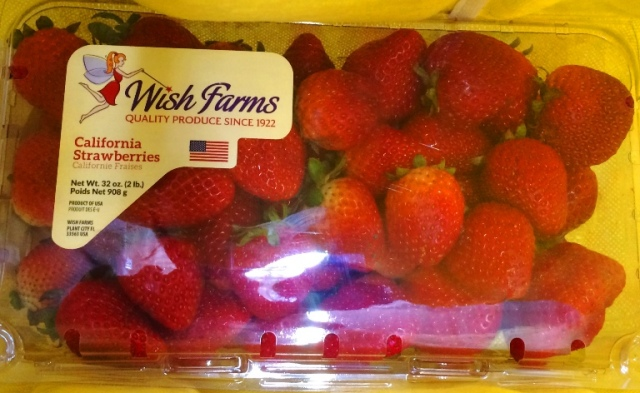 strawberries, wish farms, california strawberries