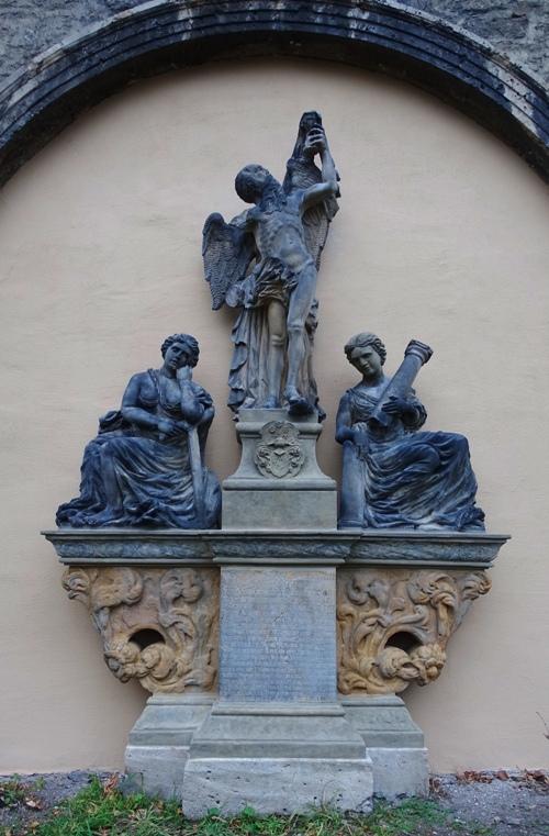 Jena Germany, cemetery