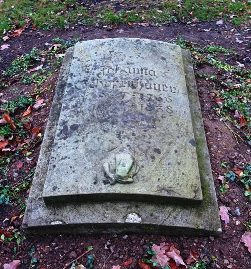 Jena, Germany, Schopenhauer Grave