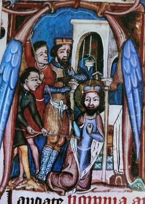 good King wenceslas, bohemia, St. Stephen's Day Carol