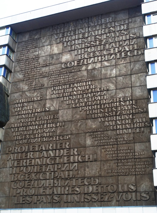 Nischel, Karl Marx, Chemnitz, Socialism, Big Bust, Head