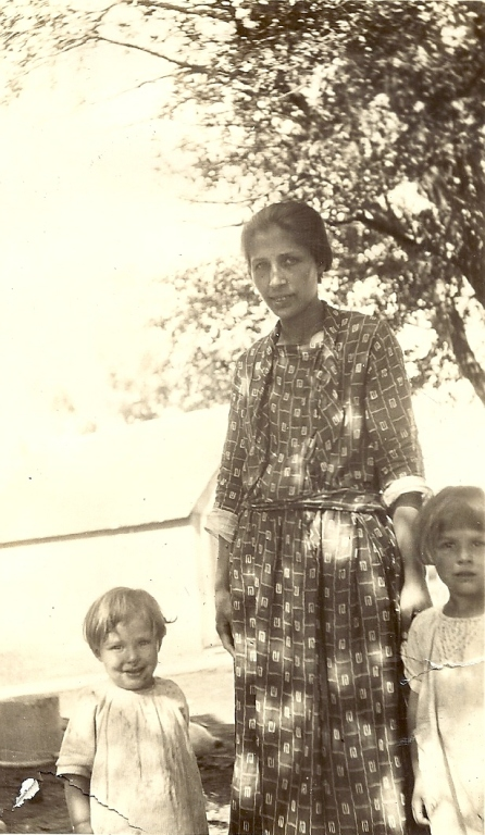 Mother and Children, Public Radio, NPR, Grandmother of Public Broadcastin