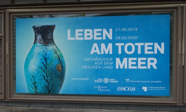 leben am toten meer, life at the dead sea, SMAC, Chemnitz
