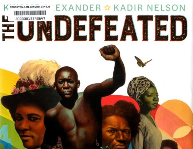 The Undefeated, Kwame Alexander, Black History