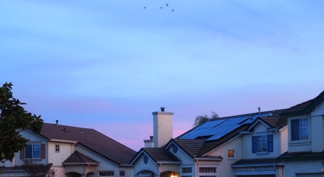 back set, sunset, pink sky, dusk