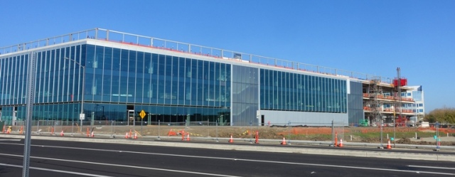 ZIC, Zeiss Innovation Center, Dublin, California, Construction