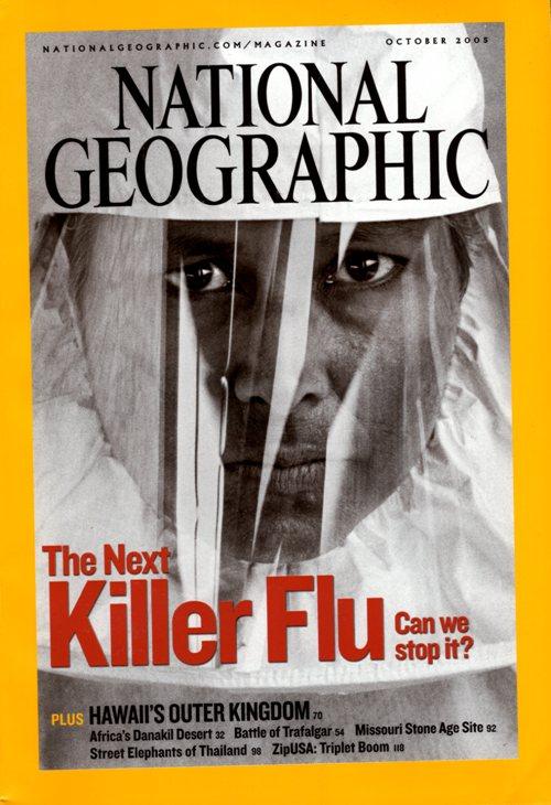 National Geographic, Killer Flu, Covid 19