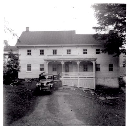 Alexander Campbell Mansion, Restoration Movement 1950's