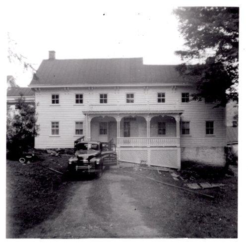 Alexander Campbell Mansion, Restoration Movement 1950's