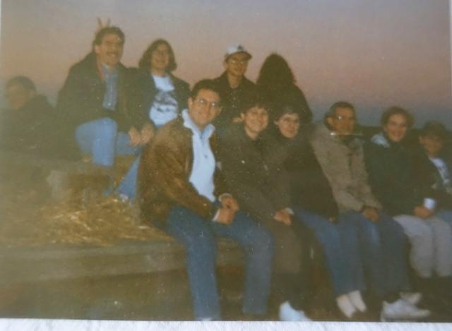 orchard, hay ride, memories, Kansas City