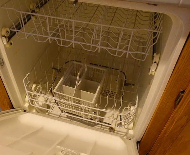 dishwasher, used more, shelter in place