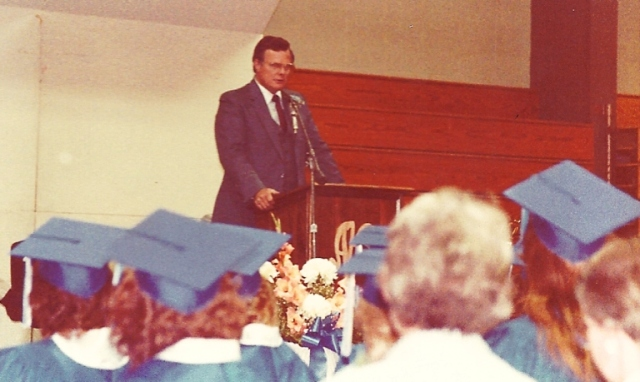Ashland Kansas, Mr. Moody, Graduation, Memories