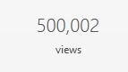 blog stats, milestone, blog, views