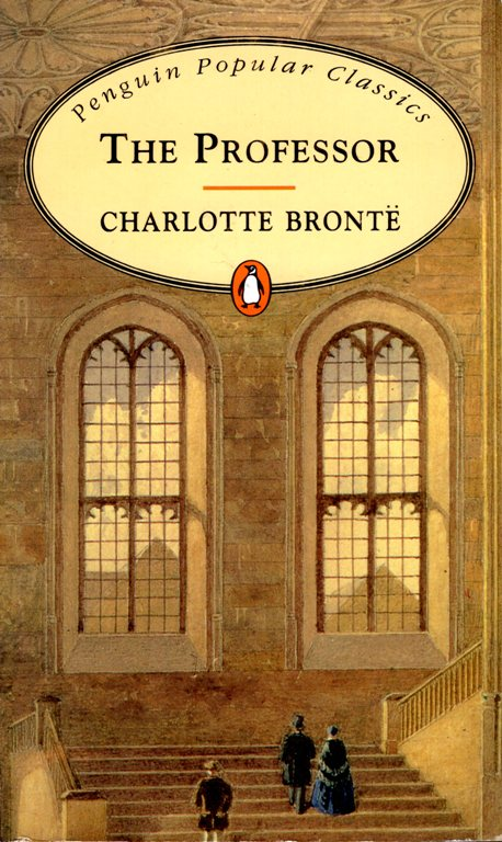 The Professor, Charlotte Bronte, Covid-19 Cover Story