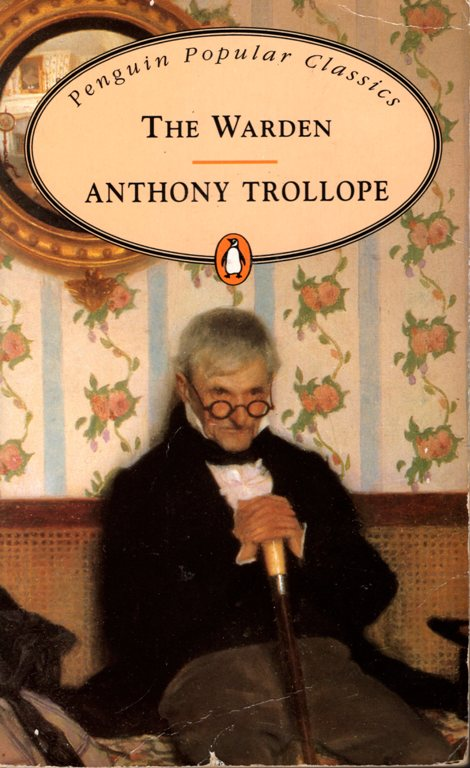 The Warden, Anthony Trollope, Covid-19 Cover Story