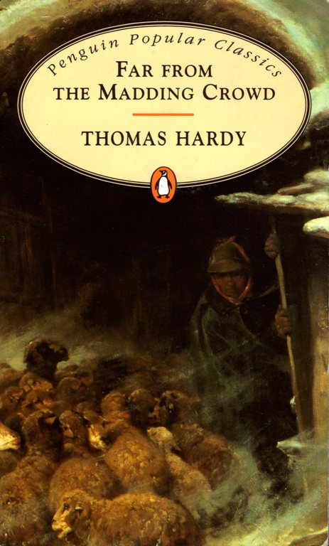 Thomas Hardy, Far from the Madding Crowd, Covid-19 Cover Story
