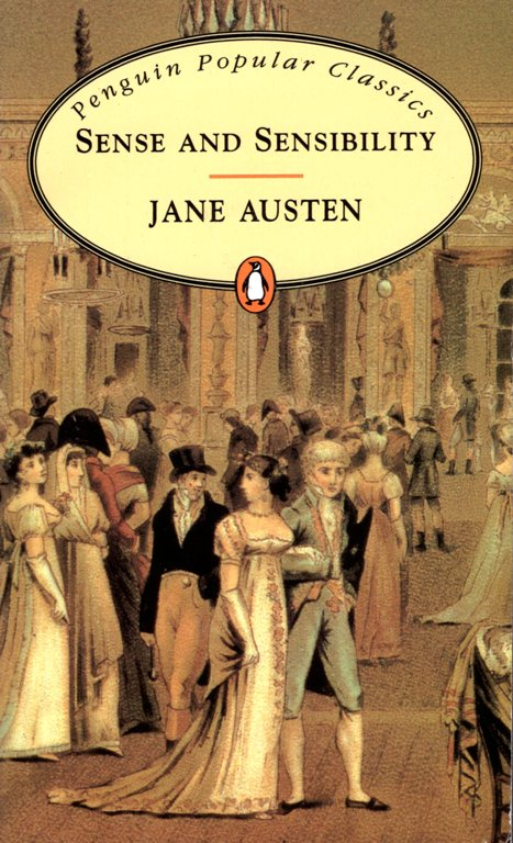 Sense and Sensibility, Jane Austen, Covid-19 Cover Story