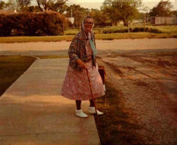 Eleanor Swift, memories, Ashland Kansas