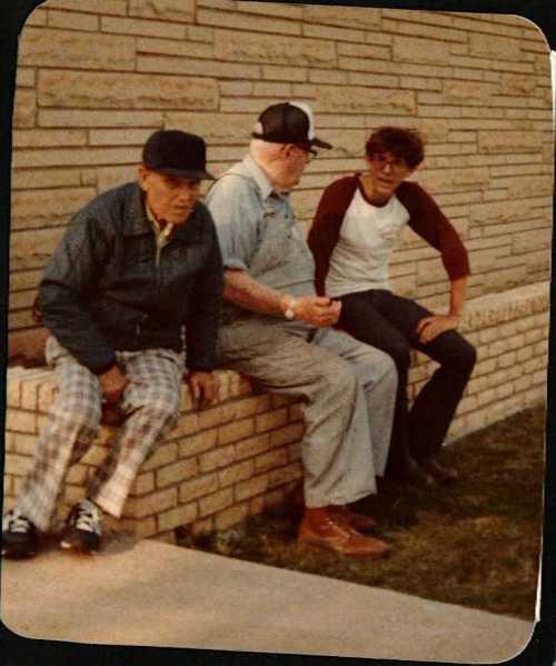 old men, learning, memories
