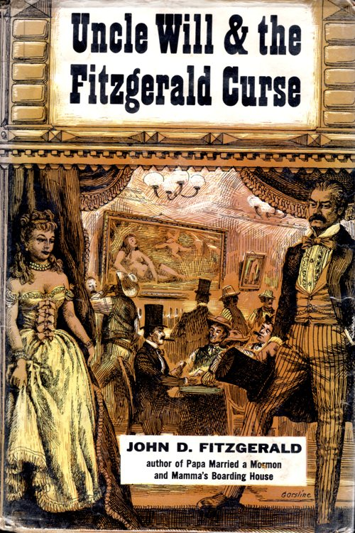 Uncle Will and the Fitzgerald Curse, John Fitzgerald, books, Utah, Mormons