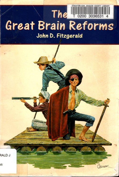 Great Brain, John Fitzgerald, children's literature