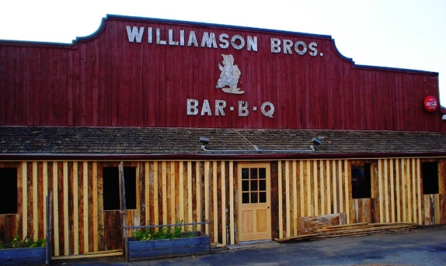 BBQ, Bar-B-Q, Williamson Bros, Atlanta