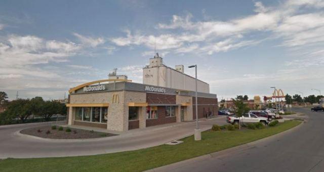 Dodge City, Kansas, McDonald's, Stagecoach, Boot Hill
