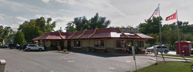 Ottumwa, Iowa, Five Corners, McDonalds, Memories