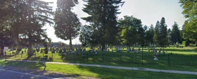 verona new york, cemetery, Oliver Pomeroy, Polly Day