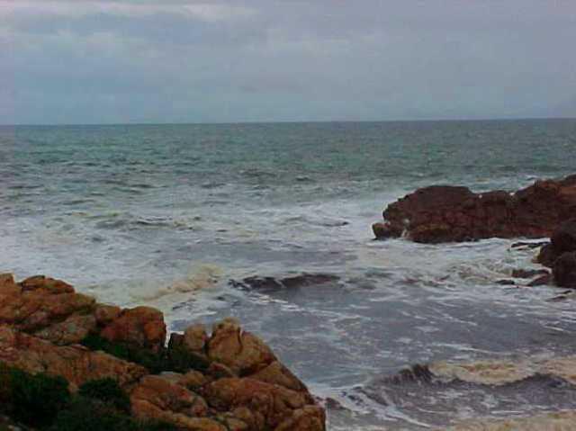 waves, south africa, coast, ocean
