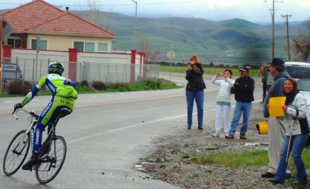 2009 Tour of California, Tracy, California, Cycling