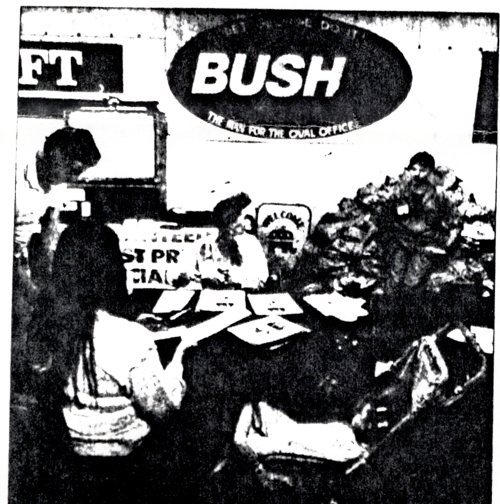 Kansas City Star, November 1988, Bush Election, Elections