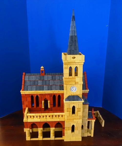 Ankerstein, NF24, building blocks, hobbies