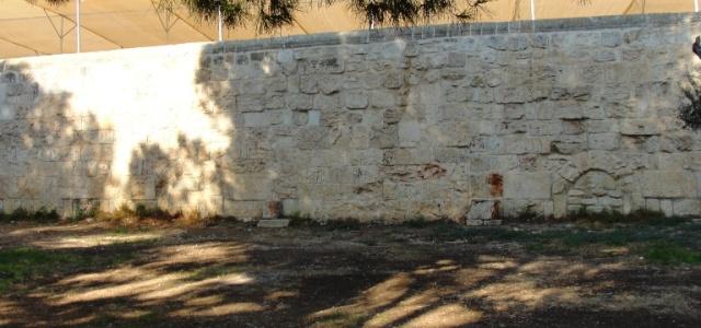 blocked arch, temple mount, segel, rittmeyer