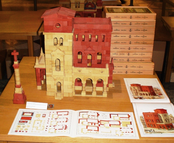 Ankerstein, blocks, hobbies, building blocks