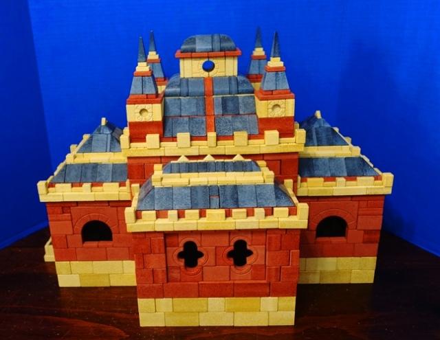 ankerstein, nativity, christmas, krippe, stable, building blocks