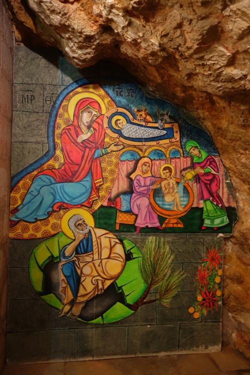 church of saint Anne, Jerusalem, Mary, Anne, Joachim,