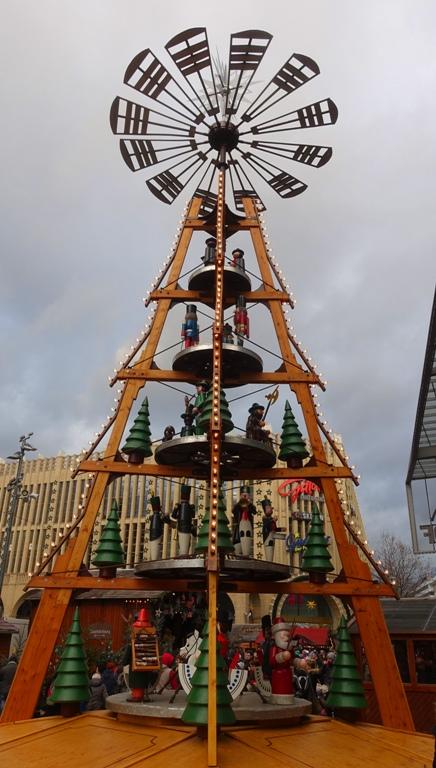 christmas market, chemnitz, german